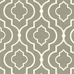 Upholstery Fabric-Robert Allen Lattice Bamboo Greystone at Joann.com