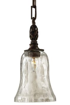 Island Pendant: home decorators collection Galeana Mini-Pendant $149