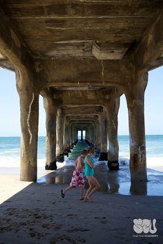 Manhattan Beach Pier, Los Angeles, California
