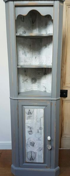 Corner Unit ~ Shabby Chic
