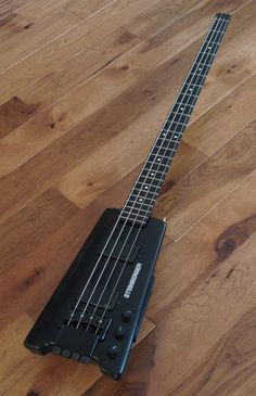 Steinberger XL2 - I played one of these for a few years. About the lowest maintenance bass ever! Humidity, temperature never affected it. I'd check the tuning before every gig but it never needed tuning!