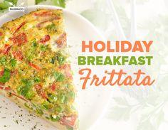 Holiday Breakfast Frittata