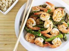 Chili Shrimp And Asparagus Stir Fry Recipes — Dishmaps