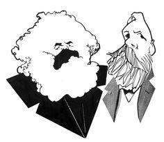 Marx e Engels - Loredano