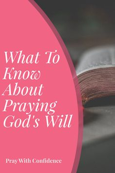 When we pray, we should pray for God's Will to be done. But what does it mean to pray God's will? How is the Lord's Prayer involved? Lord's Prayer, Say A Prayer, Identity In Christ, True Identity, Types Of Prayer, Surrender To God, Jesus Return, All Things Work Together, Prays The Lord