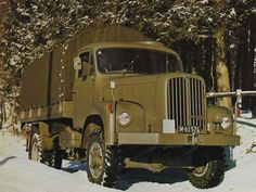 Saurer 2DM 4x4 Military kamyon 4x4, Swiss Cars, Army History, Bicycle Bell, Army Vehicles, Old Trucks, Old Cars, Antique Cars, Classic Cars