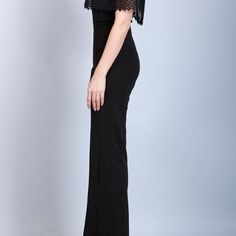 Off the Shoulder Jumpsuit Online Clothing Boutiques, Boutique Clothing, Off The Shoulder, Jumpsuit, Formal Dresses, Womens Fashion, Clothes, Style, Overalls