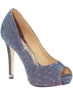 Badgley Mischka Humbie IV - purple and sparkly ... am I in heaven?