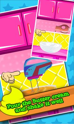 Does your kids love making froyo and decorate it with unlimite toppings and decorative options? Well its , summer here come up with this most easy and free froyo maker game for kids. It is very delicious and fresh food for girls and kids. And you can't be
