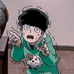Anime In, Anime Demon Boy, Anime Manga, Japanese Art Prints, Kagehina Cute, Mob Physco 100, Mob Psycho 100 Anime, Best Anime Shows, Aesthetic Japan
