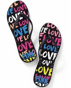 52e9c4e0dfb59f flip flopping it all around town in Pink Pink Flip Flops