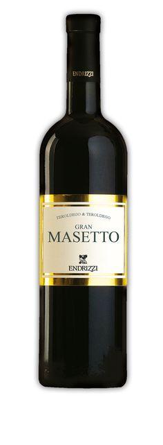 Cantina Endrizzi - Gran Masetto - Teroldego - Trentino-Alto Adige, Italië - Vinthousiast, Rupelmonde (Kruibeke) - www.vinthousiast.be