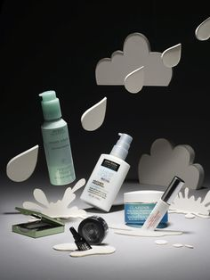 CLM - Photography - Lacey - beauty products