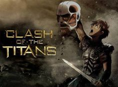 Attack on Titan/Clash of the Titans crossover