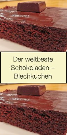 Tray Bakes, Brownies, Smoothies, Food And Drink, Butter, Cooking Recipes, Baking, Pastries, Desserts