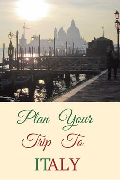 Planning a trip to Italy? Rich in culture, art and scenic beauty, the problem is knowing where to go. Get local advice, itinerary ideas, practical tips and links to the websites that will help you plan your next trip to lo Stivale, the Italian Boot. Be inspired and start living the dream! Welcome to Italy!!!