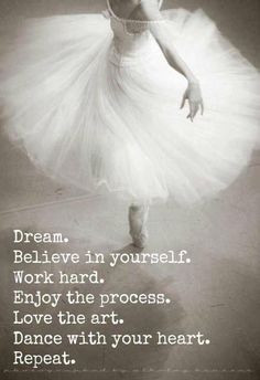 Discover and share Inspirational Ballerina Quotes. Explore our collection of motivational and famous quotes by authors you know and love. Ballerina Quotes, Dancer Quotes, Ballet Quotes, Quotes For Dance, Dance Hip Hop, Waltz Dance, Ballroom Dance, Dance Ballet, Dance Music