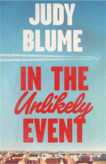 16. In the Unlikely Event Judy Blume (Book Club) - finished 19/07/15