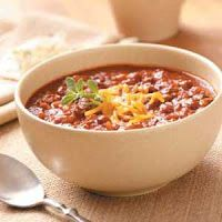 Record's Recipes: Wendy's Chili