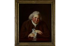 Birmingham Museums Trust purchases Joseph Wright of Derby portrait of Erasmus Darwin (co-founder of the Luminist Society, grandfather of Charles)