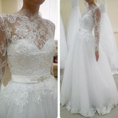 Cayla Wedding Dress - JUICYWARDROBE