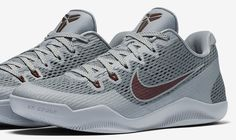 An official look at the Nike Kobe 11 EM Lower Merion colorway, as well as the release date, pricing, and purchase information.