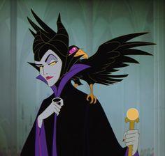 sleeping beauty maleficent | Disney Presents: A Maleficent Poster