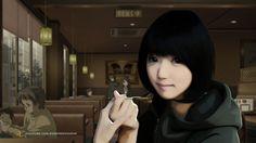 Photoshop Tutorial - Photo Effects: Cartoon Effect (Anime Effect). https://youtu.be/YAUW9dNW-jg