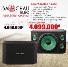 Loa đứng Paramax F-2000 là một trong những cặp loa đứng cao câp thuộc hãng loa paramax. Hãy liên hệ với Bảo Châu audio để sở hữu cặp loa paramax F-2000 rẻ nhất