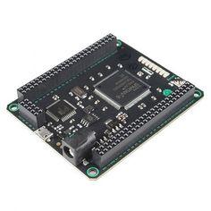 Mojo V3 FPGA Development Board Module Spartan 6 XC6SLX9 for Arduino DIY pan DE!