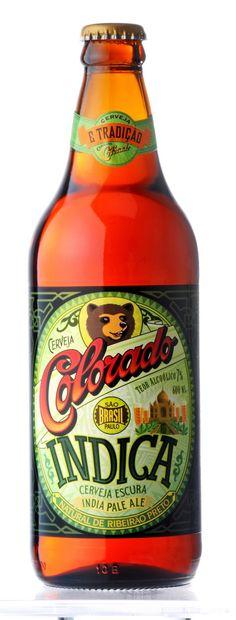 Colorado Indica Pale Ale #beer #brewing #craftbeer