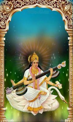 Saraswati Photo, Saraswati Mata, Princess Zelda, Pictures, Fictional Characters, Art, Photos, Art Background, Kunst