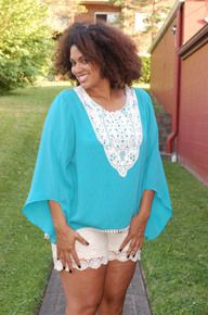 The Lace Is On $36 Bell Sleeves, Bell Sleeve Top, Curvy