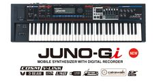 JUNO-Gi | Roland Synthesizer