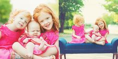 The Hammock Girls | Dallas Children's Photographer » Jael DeYoung Photography Blog