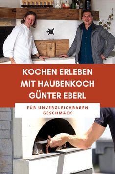 ORTNER wollte wissen, warum ein Haubenkoch auf einen Holzbackofen steht. Günter Eberl kommt beim folgenden Interview ins Schwärmen.... #ortner #holzbackofen #holzbackofengarten #holzbackofenrezepte #holzbackofenbauen #holzbackofenoutdoor #pizzabacken #brotbacken #garten #gartengestaltung #pizzabacken #outdoorküche #outdoor #haubenkoch #steinofen Interview, Pizza Bake, Hoods, Knowledge, Cooking