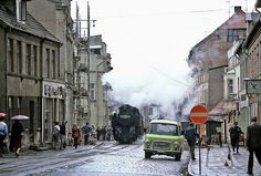Bad Doberan, East Germany
