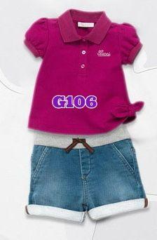 Gucci Violet Girlset (G106) || size 2-7y || IDR 129.000