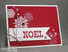 Noel from Joyful Creations with Kim using stamps and dies from Avery Elle.
