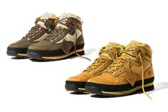 #Stussy x #Timberland Euro Hiker #sneakers