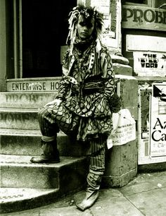 A Bombed Out Book Tour of Liverpool City Centre: The Site Of Probe Records. Pete Burns outside Probe Records early Pete Burns, 80s Punk, Punk Goth, Blitz Kids, Stranger Things Steve, The Blitz, Evolution Of Fashion, New Romantics, Culture Club