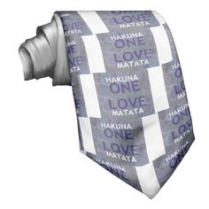 HAKUNA MATATA #KRAWATTE  #Individual #Hakuna #Matata #hakunamatata #apparel #Clothing's #Children #Clothes #boys and #girls #cloth #Women's #Clothing  #Kleidung  #ties and #neckties