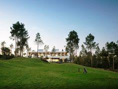 Spanish Villa Luxury Design With Golf Course
