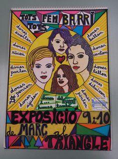 Cartel Dia De de la Mujer 2017.
