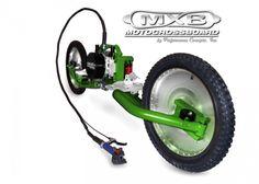 The MXB Shocker motocrossboard