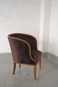 Axel Einar Hjorth, Chair, 1929, Hostler Burrows
