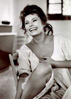 Bellissima Sofia Loren!