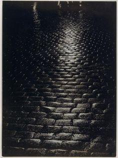wonderfulambiguity:    Brassaï, Pavés parisiens, 1931