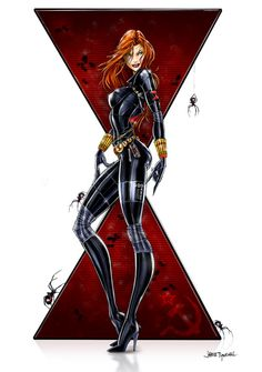 Comic Book Art by Jamie Tyndall