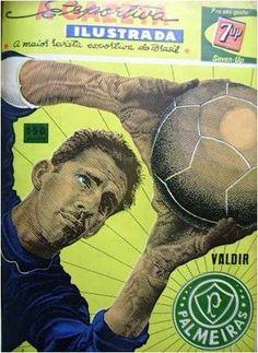 VALDIR - PALMEIRAS 1965
